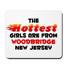 Hot Girls: Woodbridge, NJ Mousepad