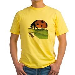 Ladybug and Aphid T