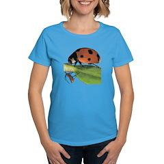 Ladybug and Aphid Tee