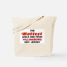 Hot Girls: Willingboro, NJ Tote Bag