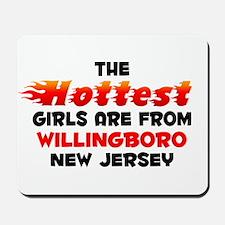 Hot Girls: Willingboro, NJ Mousepad