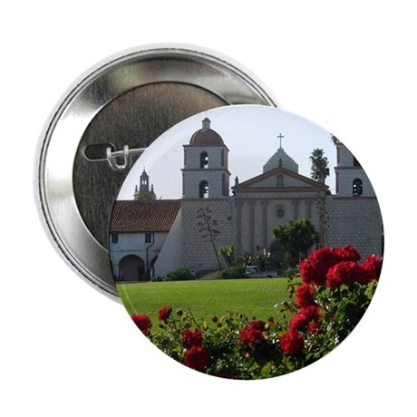 """The Queen of the Missions 2.25"""" Button (100 pack)"""