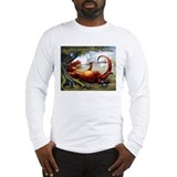 Dragon Long Sleeve T-shirts