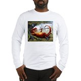 Dragon wins Long Sleeve T-shirts