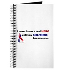 Never Knew A Hero.....Girlfriend (ARMY) Journal