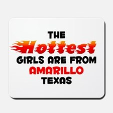 Hot Girls: Amarillo, TX Mousepad