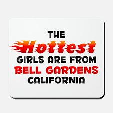 Hot Girls: Bell Gardens, CA Mousepad