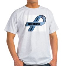 Support A Cure (blue) T-Shirt