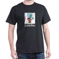 Greenland Fun Country T-Shirt