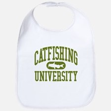 CATFISHING UNIVERSITY Bib