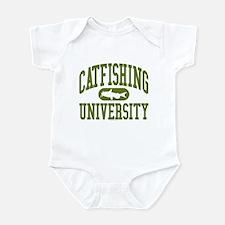 CATFISHING UNIVERSITY Infant Bodysuit