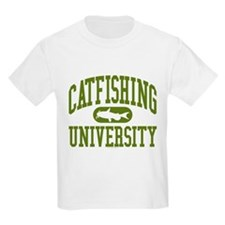 CATFISHING UNIVERSITY T-Shirt