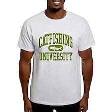 CATFISHING UNIVERSITY T-Shirt