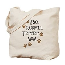 Jack Russell Terrier Mom Tote Bag