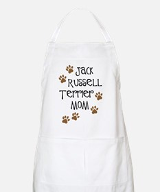 Jack Russell Terrier Mom BBQ Apron