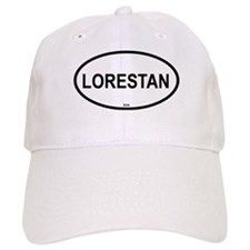 Lorestan Oval Baseball Cap
