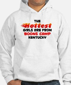 Hot Girls: Boons Camp, KY Hoodie