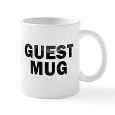 Guest Mug (blk)