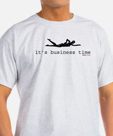 It's Business Time Swimming T-Shirt