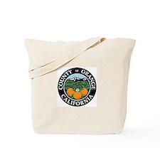 Orange County Tote Bag