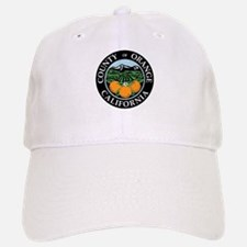 Orange County Baseball Baseball Cap