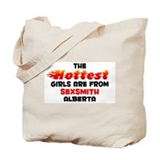 Hot Girls: Sexsmith, AB Tote Bag