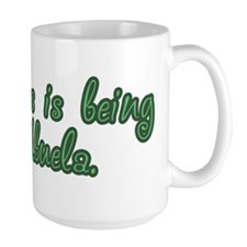 Happiness is Being an Abuela Mug