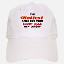 Hot Girls: Short Hills, NJ Baseball Baseball Cap