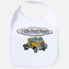 I Like Truck Fumes Bib