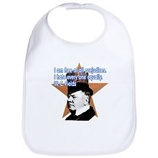 W. C. Fields Quotation t-shir Bib
