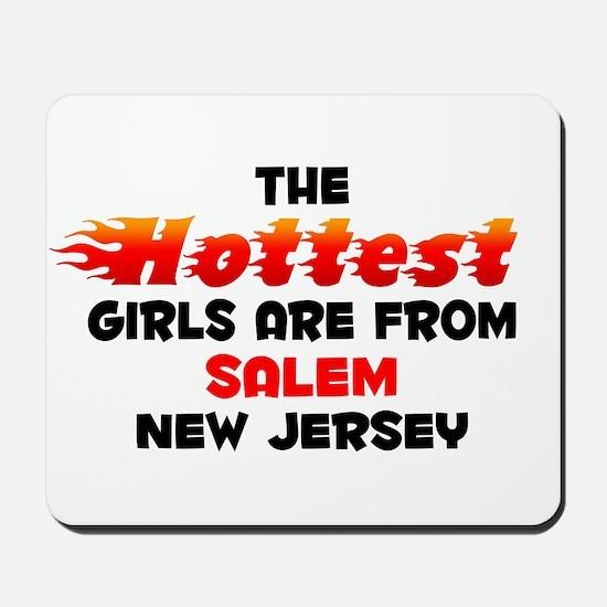 Hot Girls: Salem, NJ Mousepad