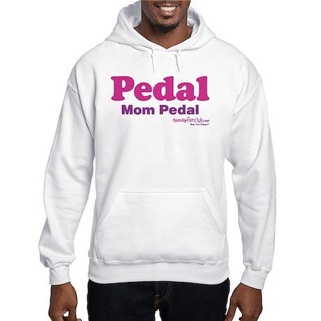 Pedal Mom Pedal Hooded Sweatshirt