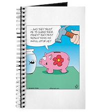 Piggy Bank Trust Journal