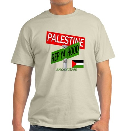 REP PALESTINE Light T-Shirt