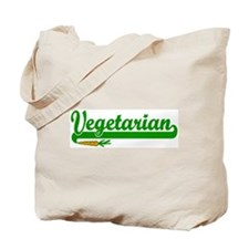 Tote Bag - vegetarian
