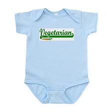 Infant Onesie - vegetarian