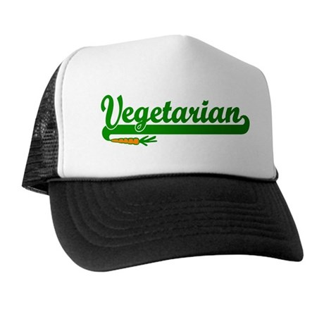 Trucker Hat - Vegetarian