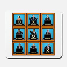 Presidential Squares Mousepad