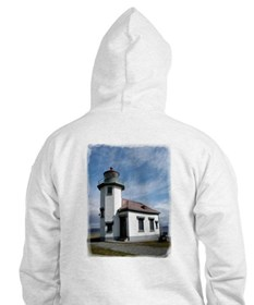 Point Robinson Lighthouse Hoodie