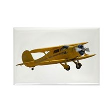 Beechcraft Staggerwing Rectangle Magnet