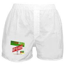 REP MOZAMBIQUE Boxer Shorts