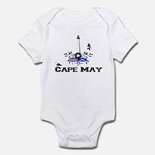 Cape May Lighthouse Onesie