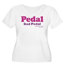 Pedal Dad Pedal T-Shirt
