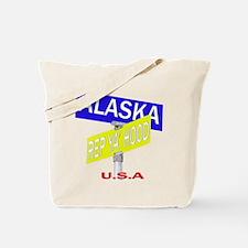 REP ALASKA Tote Bag