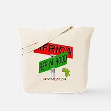 REP AFRICA Tote Bag
