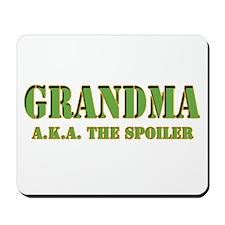 CLICK TO VIEW Grandma Mousepad