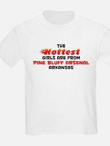Hot Girls: Pine Bluff A, AR T-Shirt