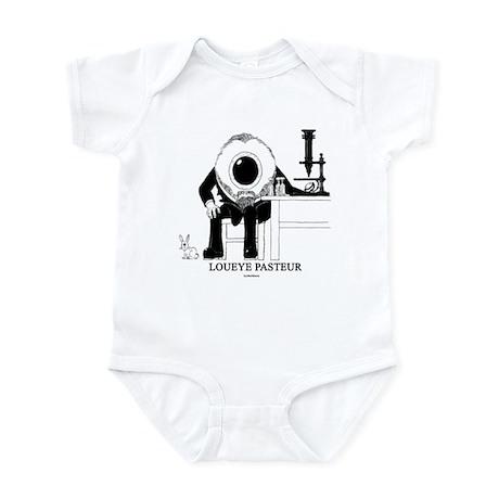 Loueye Pastuer Infant Bodysuit