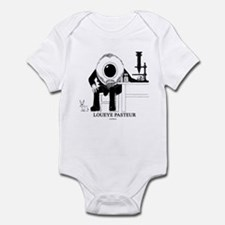Loueye Pastuer Infant Bodysuit