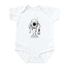 SCUBA Deyever Infant Bodysuit